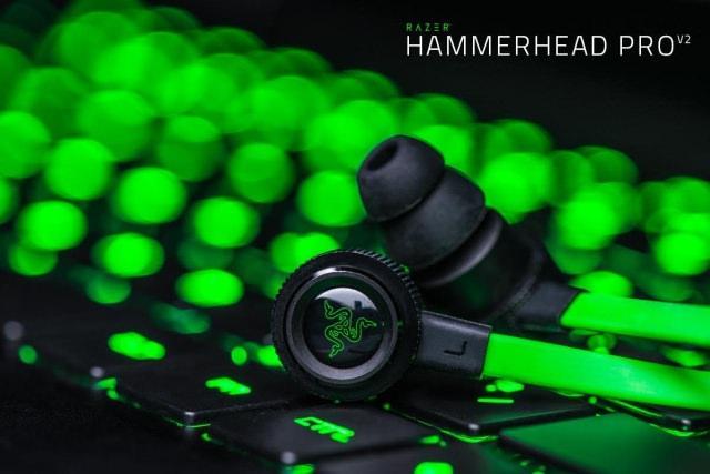 Razer представляет обновление наушников-вкладышей и гарнитуры Razer Hammerhead