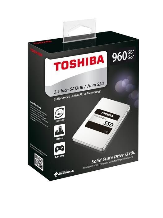 Toshiba представляет SSD-накопители на основе современной и эффективной 15-нм флеш-памяти