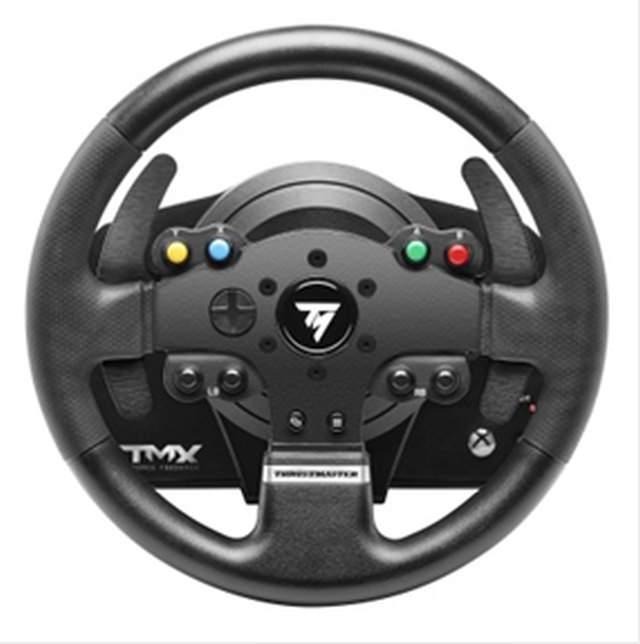 Вся магия гонки с рулевой системой Thrustmaster TMX Force Feedback для Xbox One И Windows
