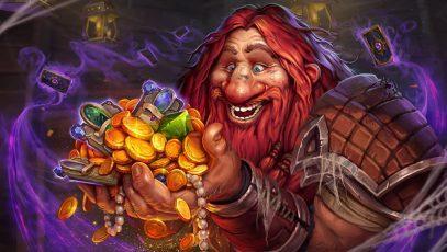 В карточную игру Hearthstone играют более 50 млн. человек