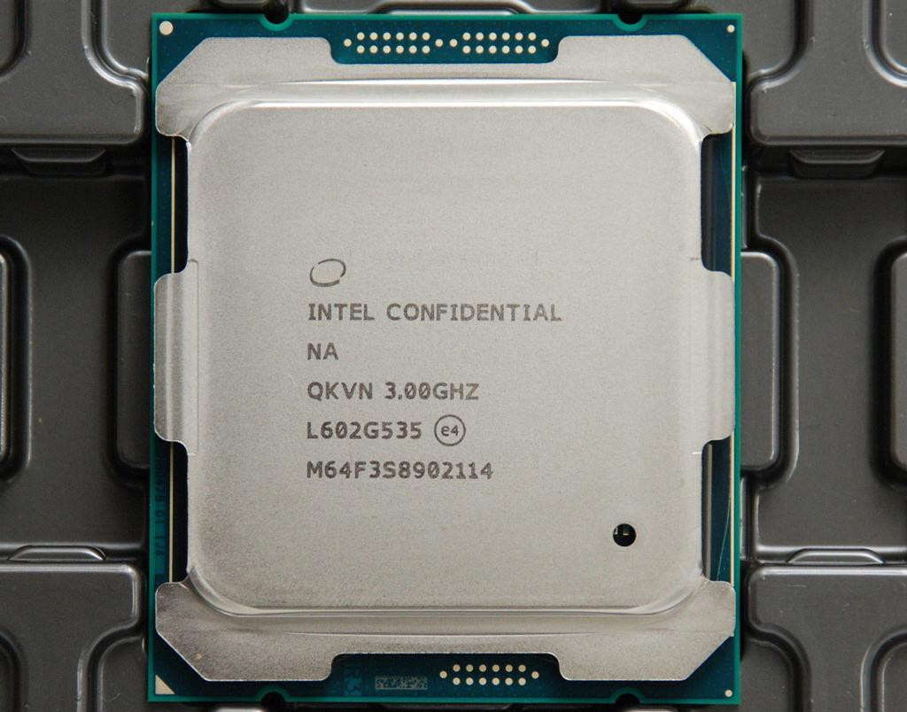Процессоры Intel семейства Broadwell-E появились на eBay