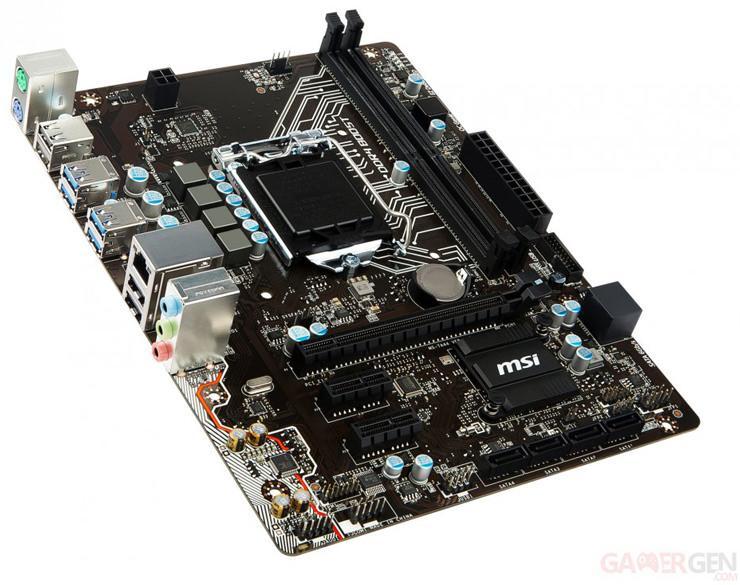 MSI intel c232 03