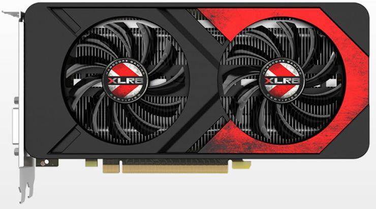 PNY выпускает видеокарты Nvidia GeForce GTX 950 и 960 серии XLR8