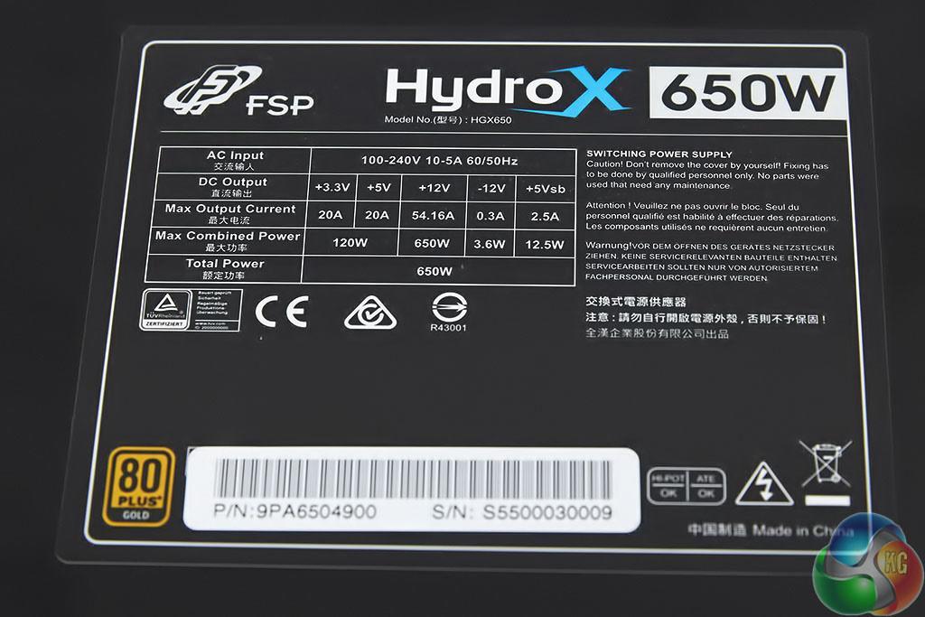 FSP Hydro X 04