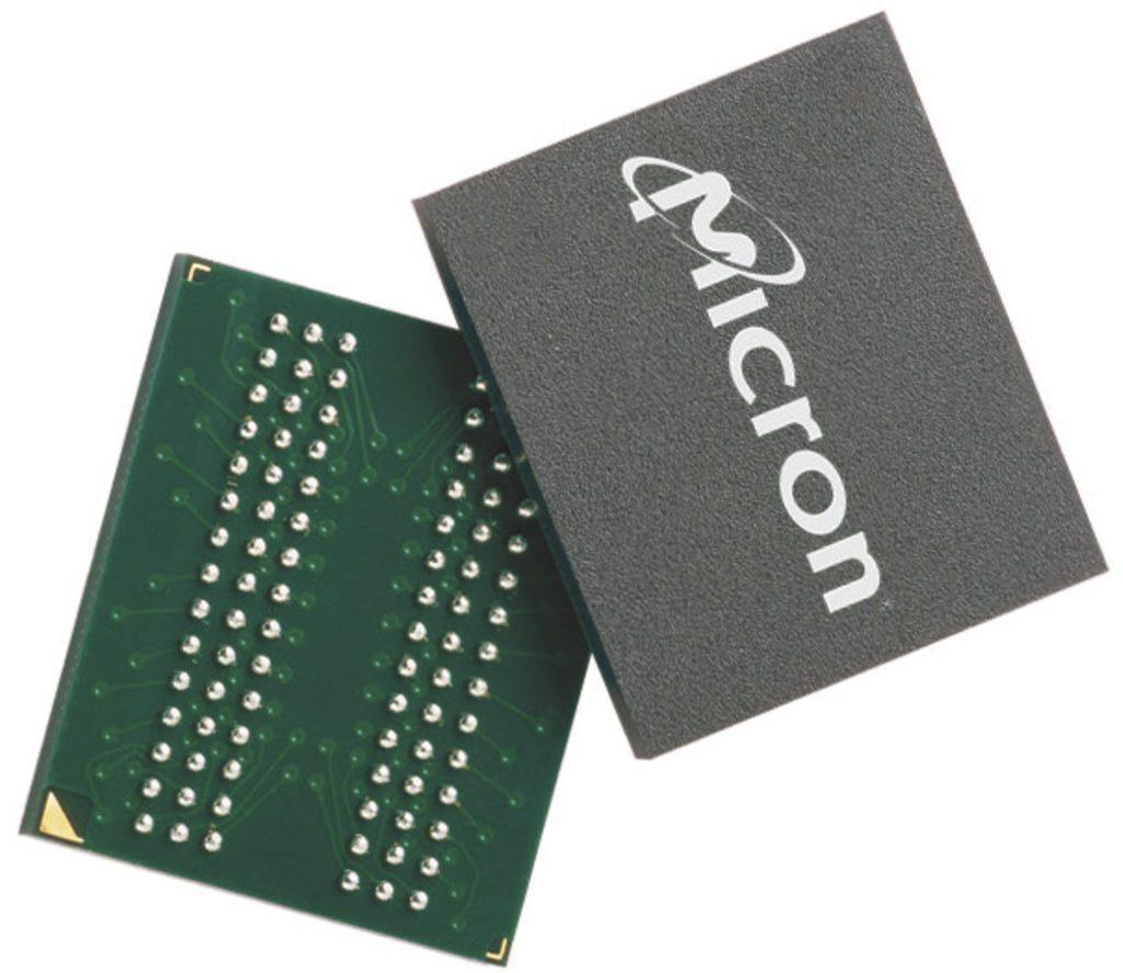 Micron запустил массовое производство памяти GDDR5X