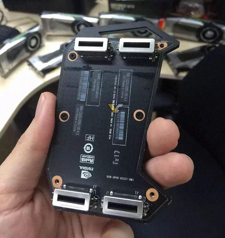 Слух: только две видеокарты GeForce GTX 1080 будут работать в SLI