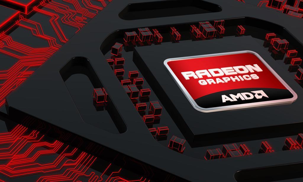 AMD выпустила серию мобильных видеокарт M400
