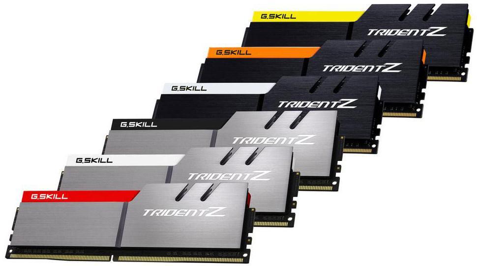 G.Skill анонсировала быстрейшую память DDR4 – Trident Z 4266 МГц