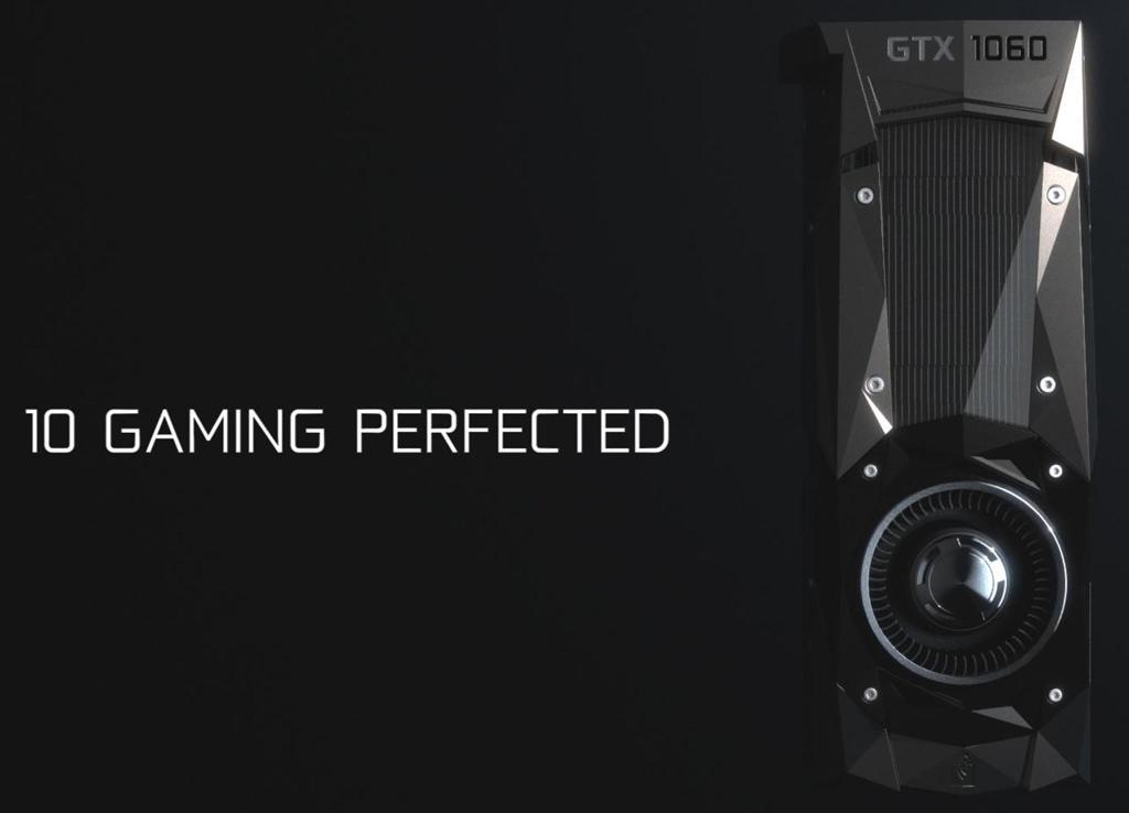 Предварительные спецификации GeForce GTX 1060
