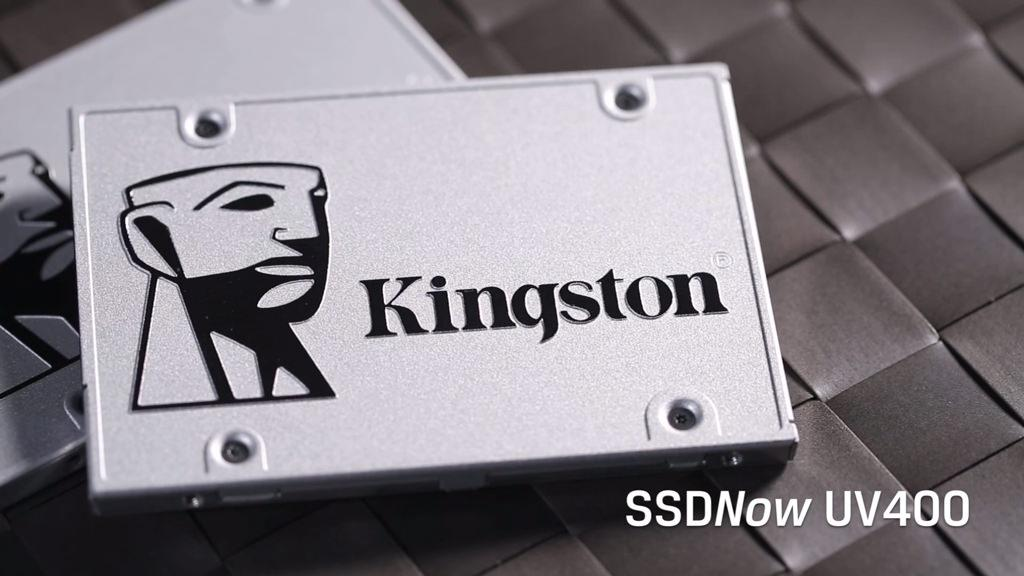 Kingston SSDNow UV400 01