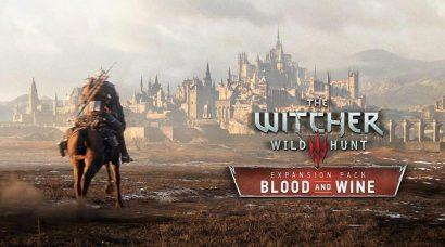 The Witcher 3 Blood and Wine: релизный трейлер дополнения