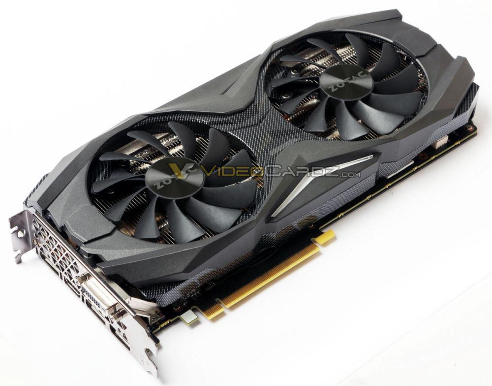 GeForce GTX 1080 zotac 01