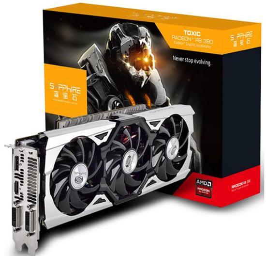 Sapphire AMD Radeon R9 390 toxic 02