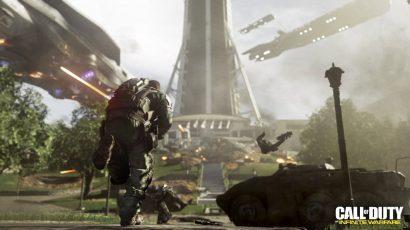 Activision анонсировала ремейк культовой Call of Duty: Modern Warfare и новую часть серии – Infinite Warfare