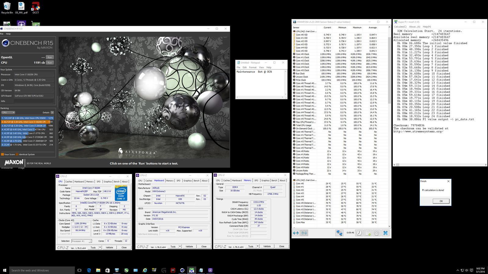 Core I7 6850K 04
