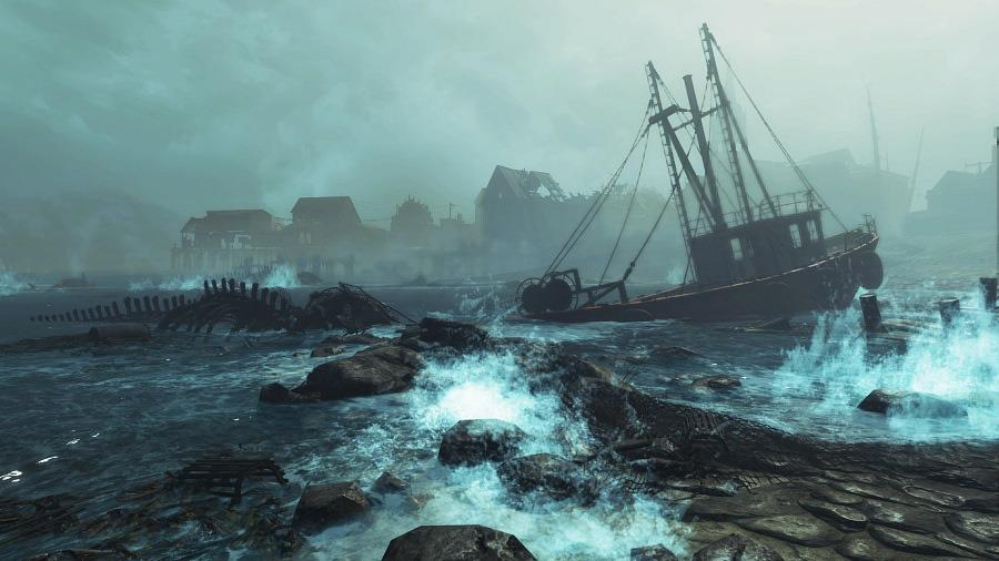 Fallout 4 Far Harbor 01