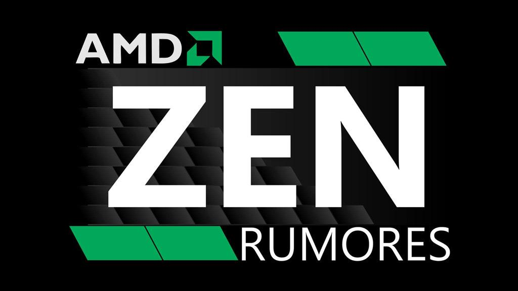 Первое время процессоры AMD Zen будут только 8-ядерные?