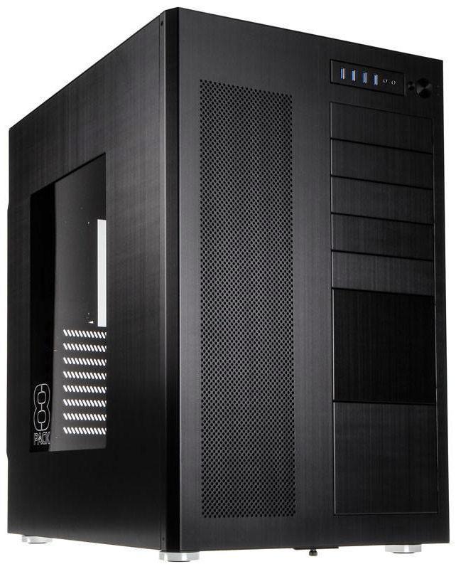 Lian Li PCD888WS – огромный корпус от 8Pack