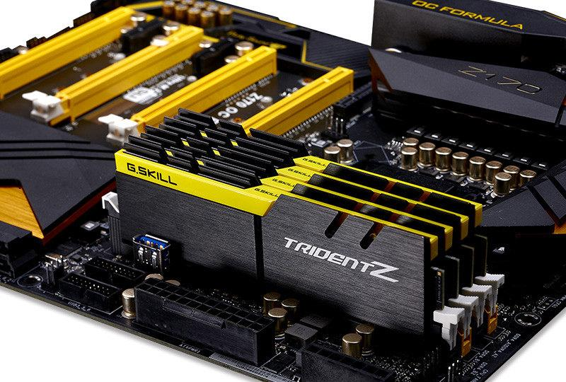 G.Skill Trident Z color 01
