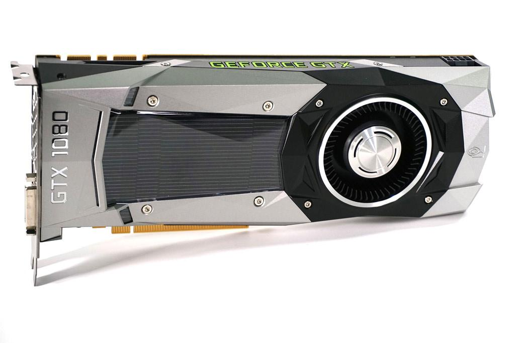 Nvidia GeForce GTX 1080: обзор. 10 орден прибыл