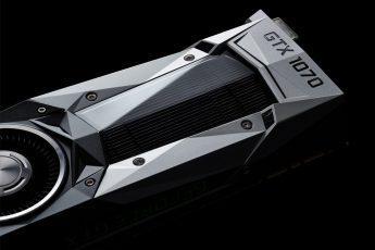 Начались продажи Nvidia GeForce GTX 1070