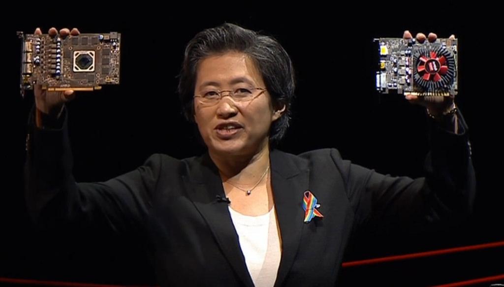 AMD представила еще две видеокарты семейства Polaris