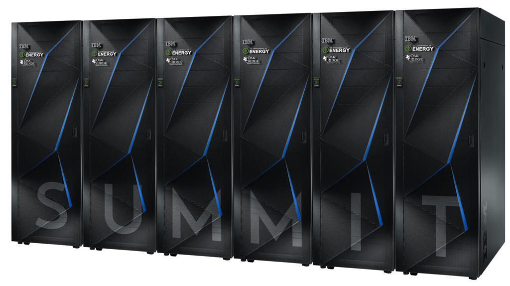 IBM строит мощнейший в мире суперкомпьютер