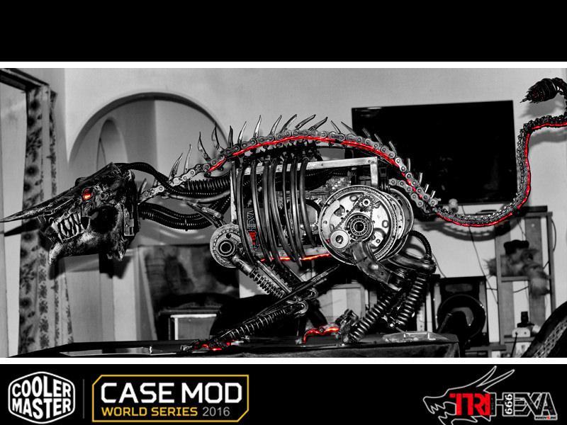 Cooler Master объявила победителей моддинг-конкурса Case Mod World Series 2016