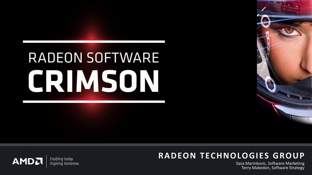 Драйвер AMD Crimson Software 16.6.2 доступен для загрузки