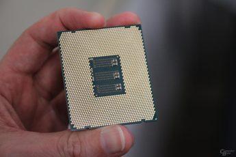 Процессоры Intel Xeon E7 v4: до 24 вычислительных ядер