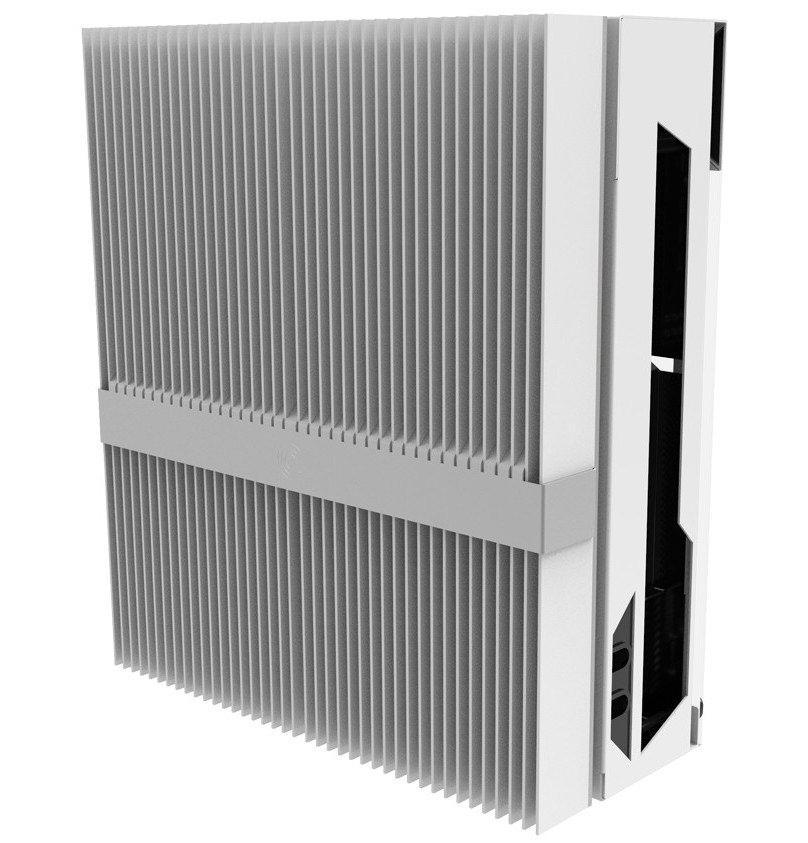 Calyos Fanless PC – корпус для абсолютно бесшумного ПК
