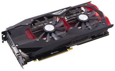 Inno3D представила 2 модели видеокарты GTX 1060
