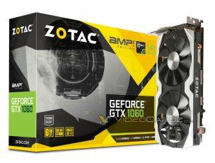 Zotac готовит пару маленьких GeForce GTX 1060