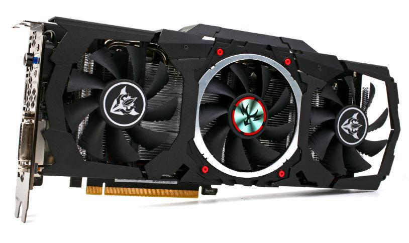 Colorful iGame GTX 1060 01