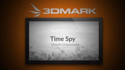 В 3DMark появился DirectX 12-бенчмарк Time Spy
