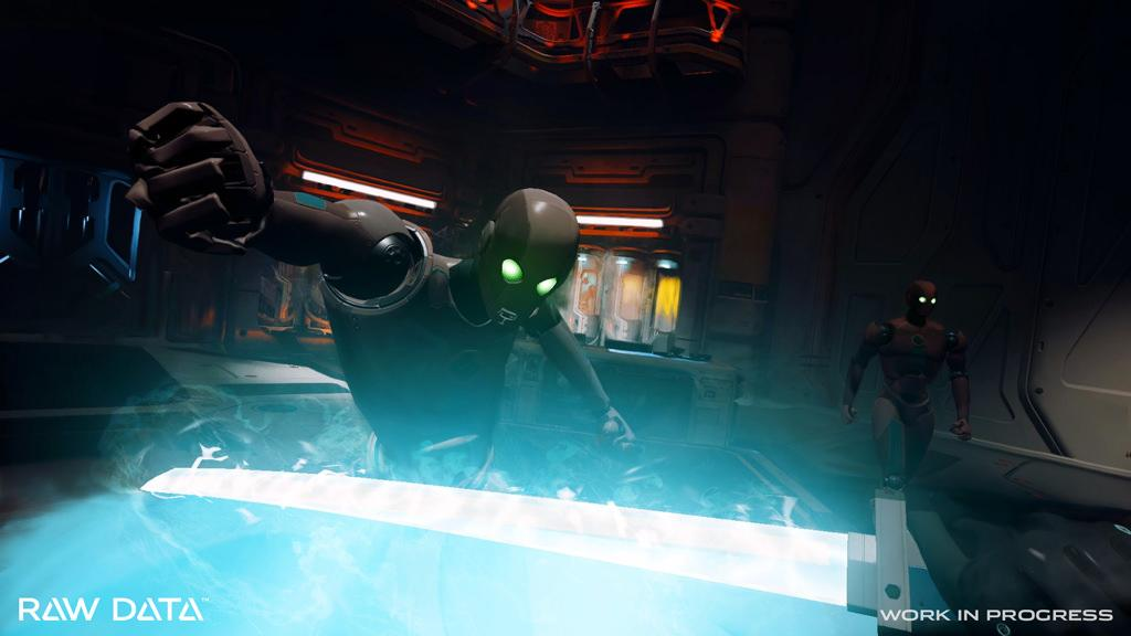 Nvidia VRGRD 02