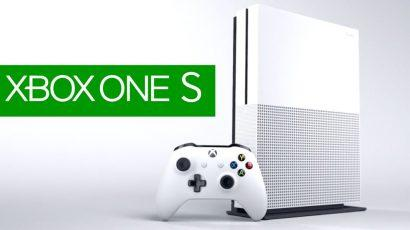 Продажи Xbox One S начнутся уже 2 августа