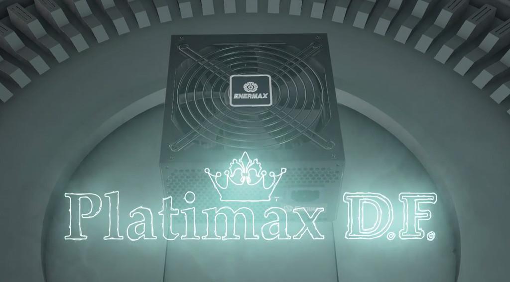 Enermax Platimax D.F. – самоочищающиеся от пыли блоки питания