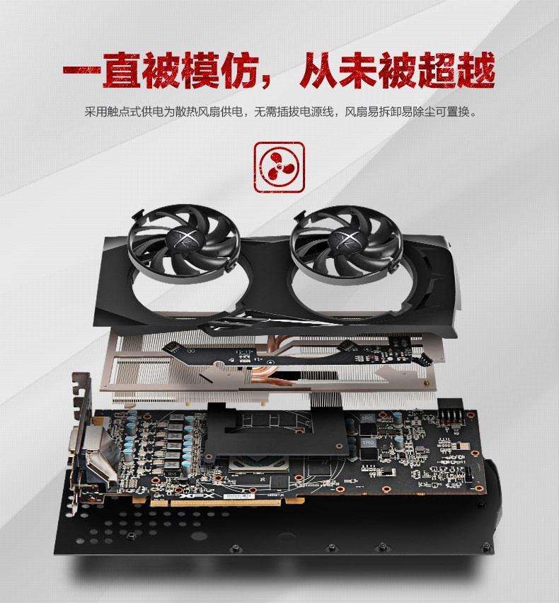 XFX Radeon RX 480 Black Edition 01