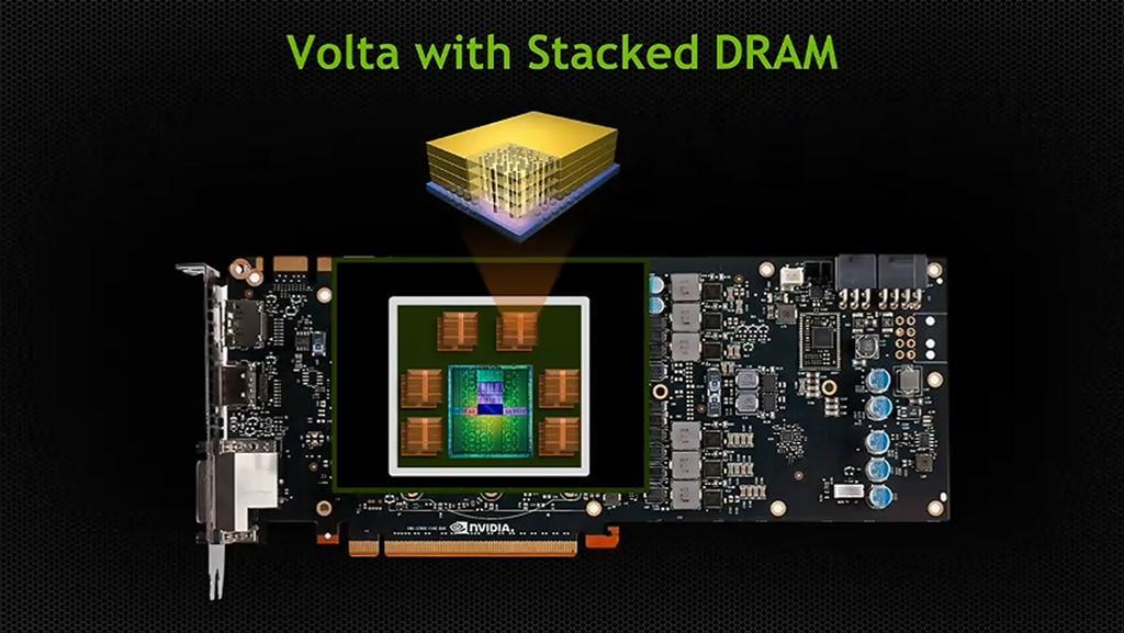 Слух: архитектура Nvidia Volta прибудет раньше, чем планировалось