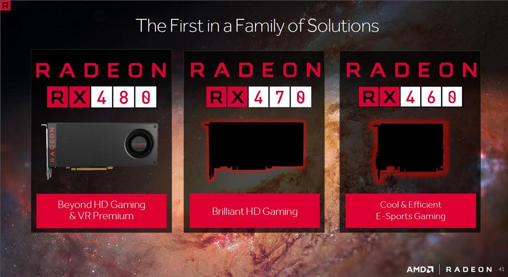 Фото Radeon RX 470 и RX 460 в исполнении Sapphire