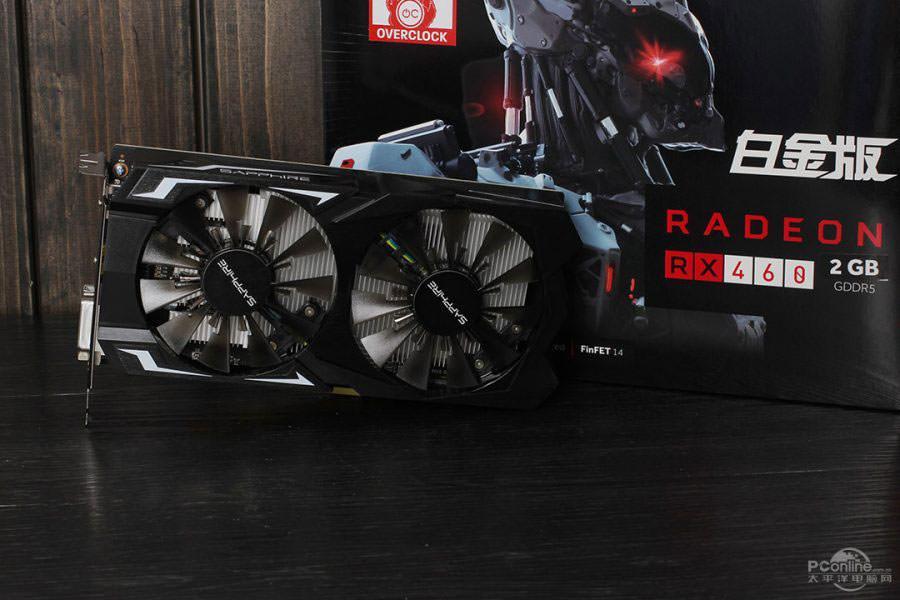 Много фото Sapphire Radeon RX 460 Dual и XFX Radeon RX 470