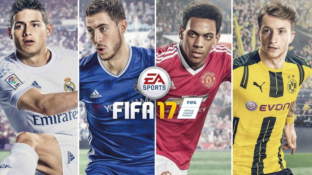 Системные требования FIFA 17