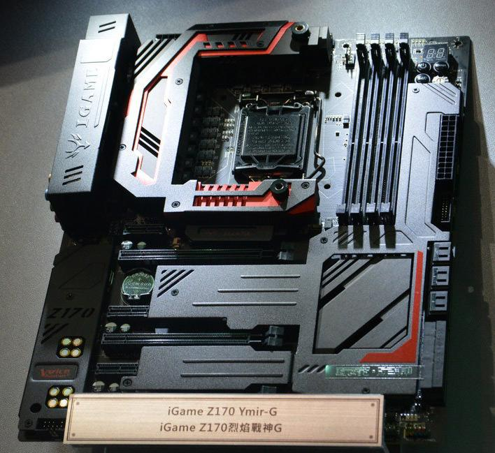 colorfu iGame Z170 Ymir G 01