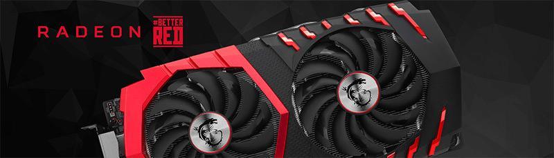MSI Radeon RX 470 Gaming X – 470-ки от MSI