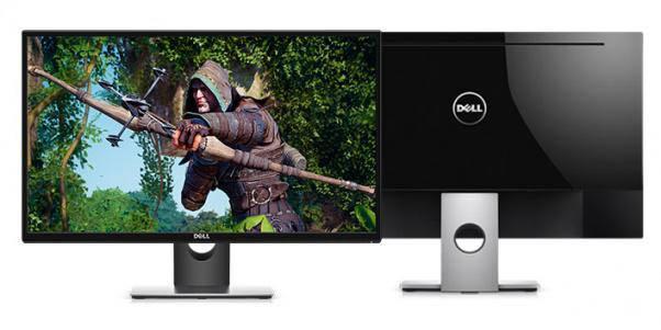 ?Dell SE2717H – недорогой монитор с поддержкой FreeSync