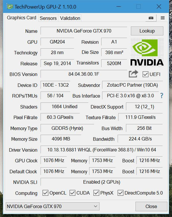 TechPowerUp GPU Z 1.10.1 01
