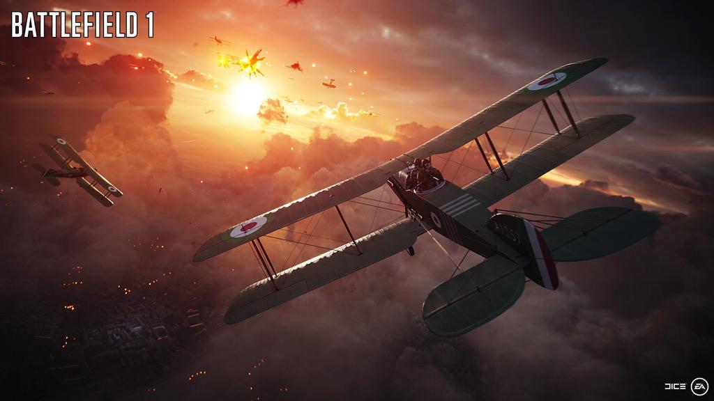 Battlefield 1: скоро стартует открытое бета-тестирование
