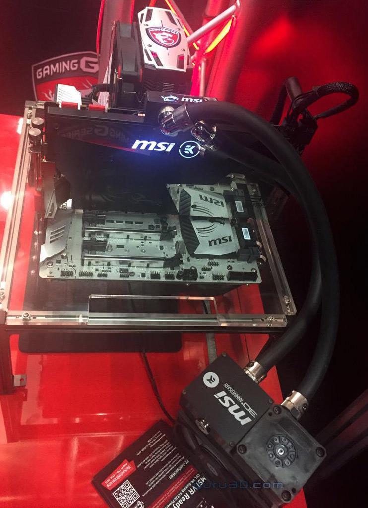 MSI GeForce GTX 1080 30 th Anniversary Edition 03