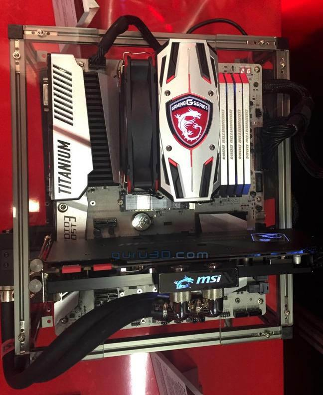 MSI GeForce GTX 1080 30 th Anniversary Edition 04